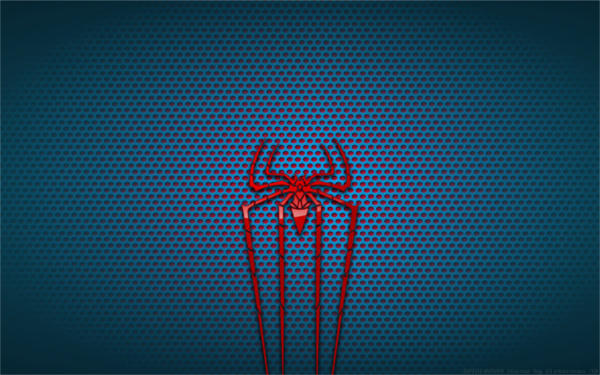 Amazing Spider-Man Back (Movie) Logo