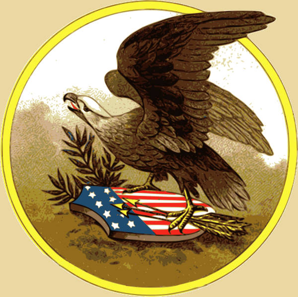 american eagle vector clipart