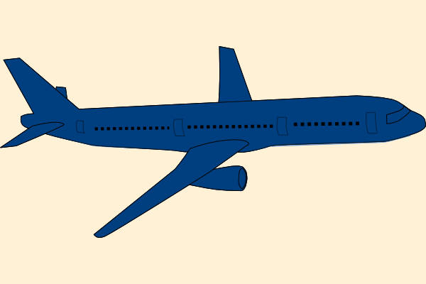 Free 6 Airplane Cliparts In Vector Eps