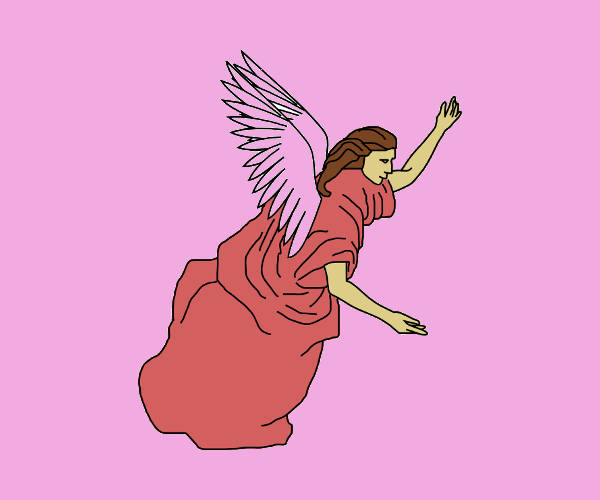 Animated Angel Clipart