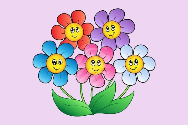 12+ Flower Cliparts - Free Vector EPS, JPG, PNG Format ...