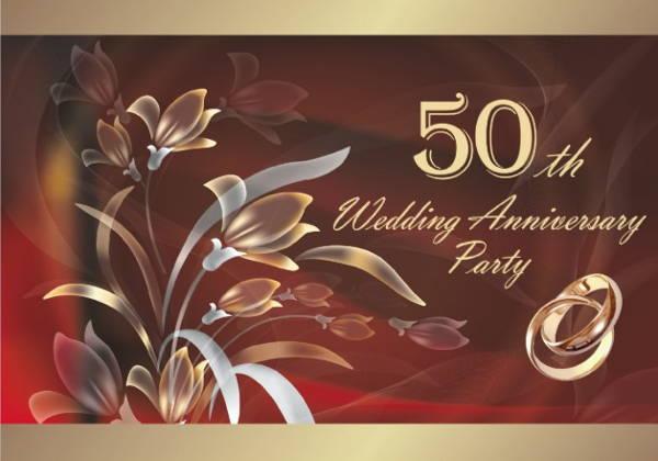 Anniversary Party Invitation