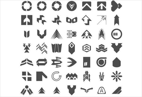 Arrow Symbol Logo