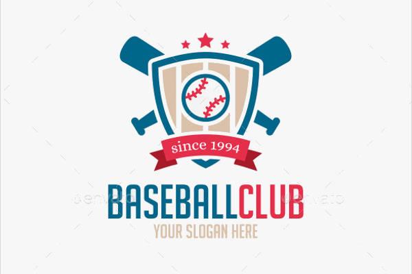 Baseball Club Logo