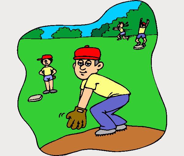 Baseball Game Clip Art