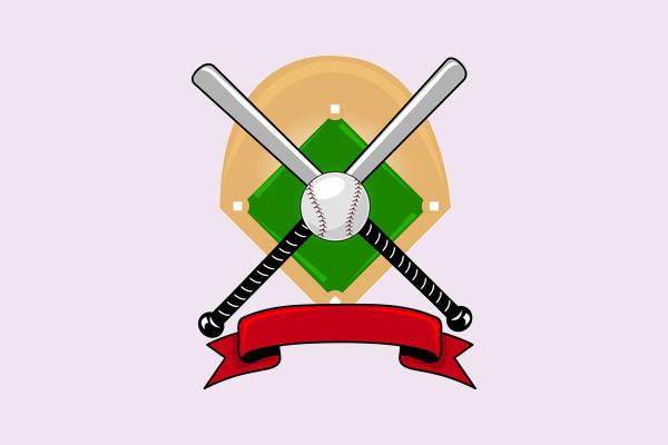 Baseball Logo Clip Art