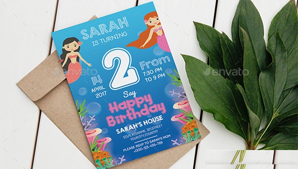 9 mermaid party invitations jpg vector eps ai illustrator download img stopboris
