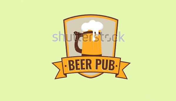 Beer Mug With logo