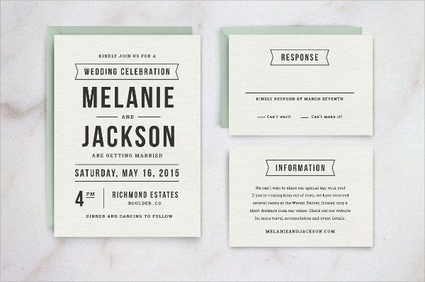 Best Diy Wedding Invitation
