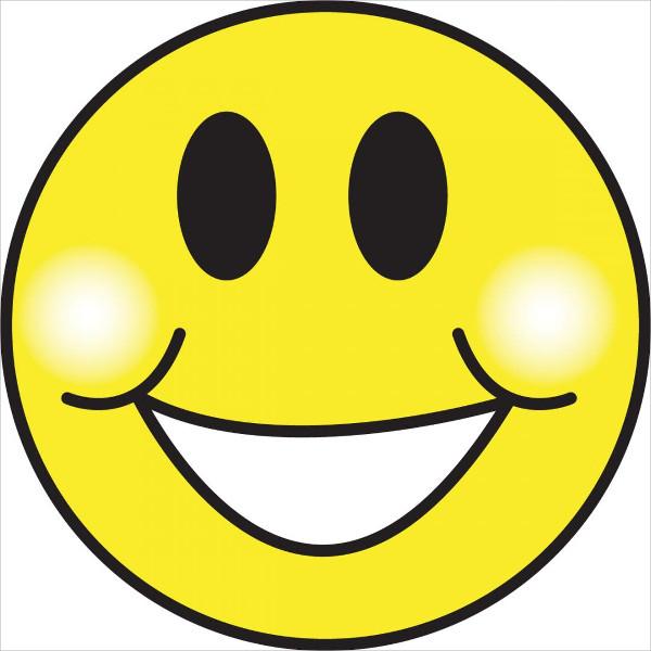 Big Smiley Face Clip Art
