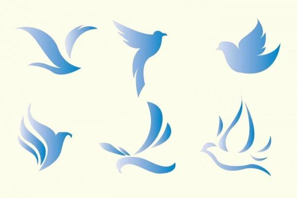 Bird Logo Vectors