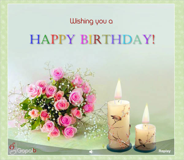 Birthday Greeting Images