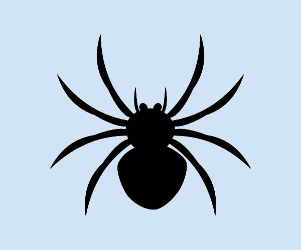 FREE 6+ Spider Cliparts in Vector EPS