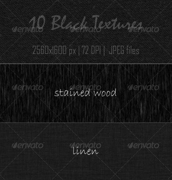 Black Texture Pack