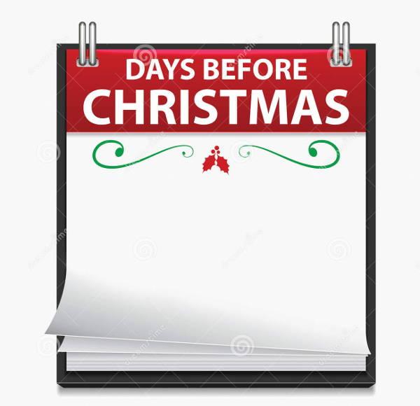 Countdown Calendar Designs