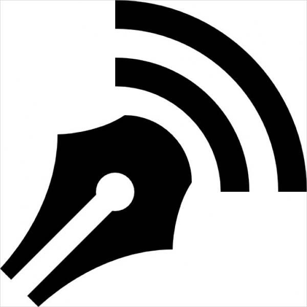 Blog Symbol Icons