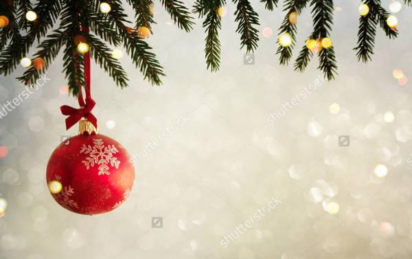 Bokeh Christmas Photography