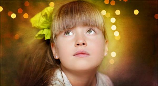 Bokeh Portrait Photography
