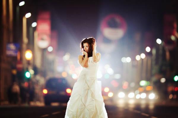 Bokeh Wedding Photography