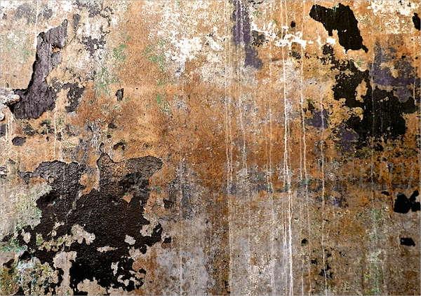 Brown Rust Texture