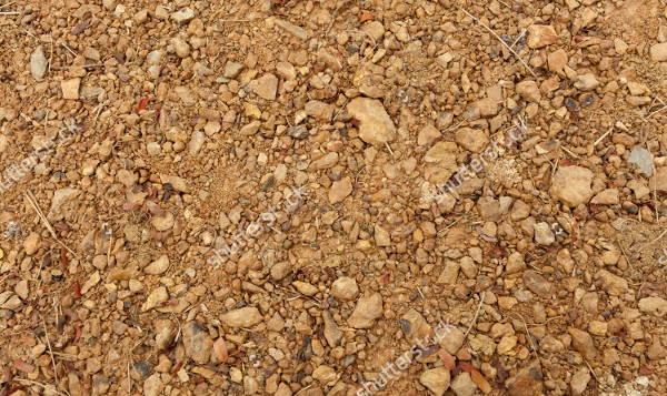 Brown Soil Texture