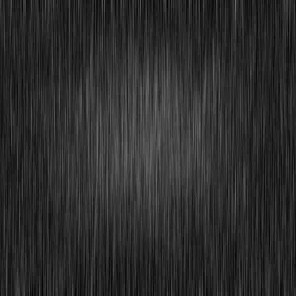 Brushed Black Metal Texture