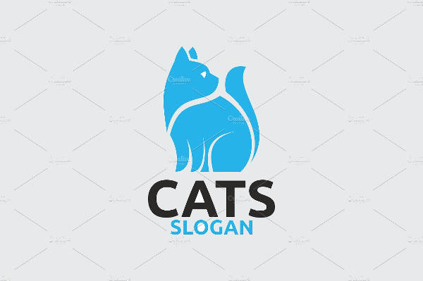 Bussiness Cat Logo