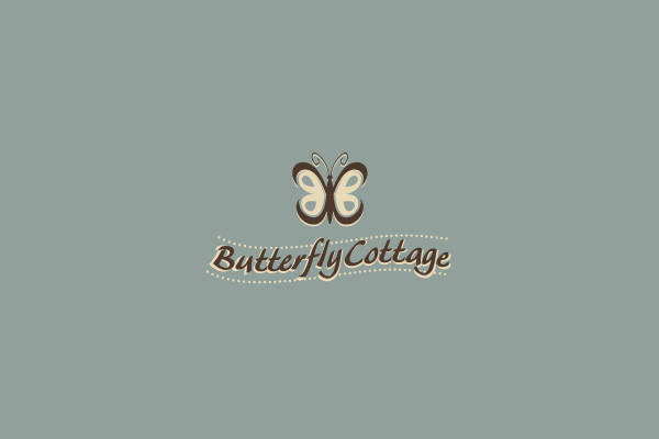 Butterfly Chocolate Logo