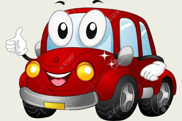 Car Cartoon Clipart