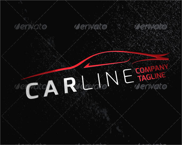car outline logo1