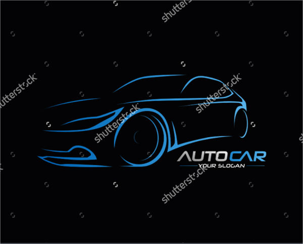 car vector logo
