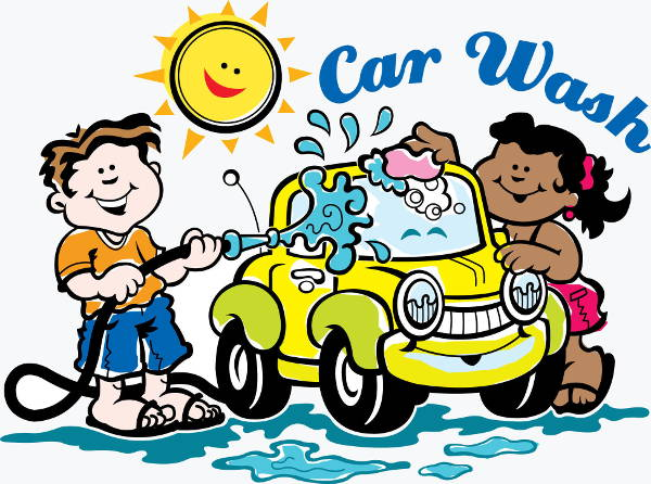 Car Wash Clipart
