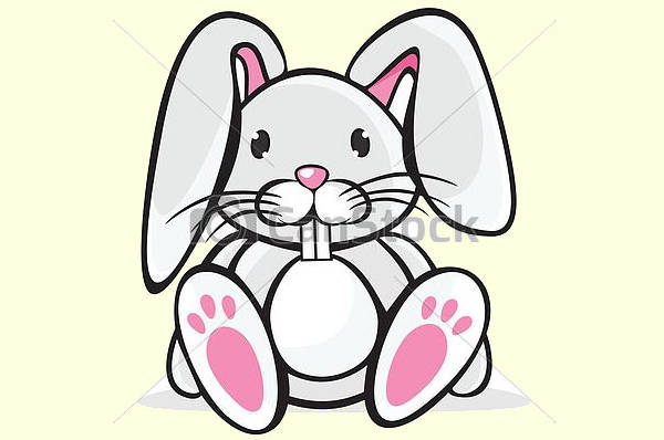 Cartoon Bunny Clipart