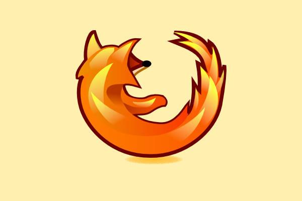 Cartoon Fire Fox Clipart