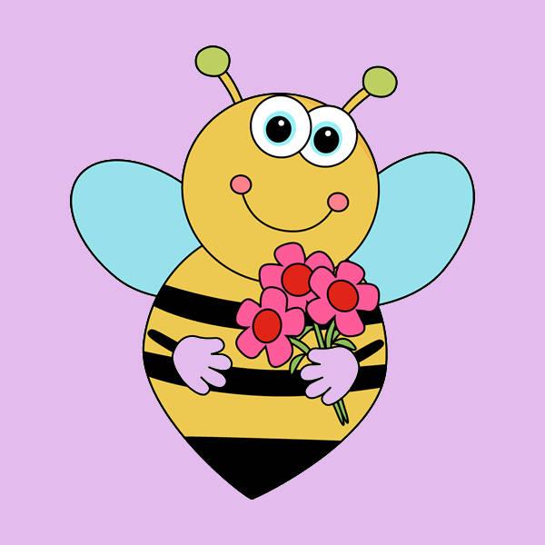 Cartoon Flower Clipart