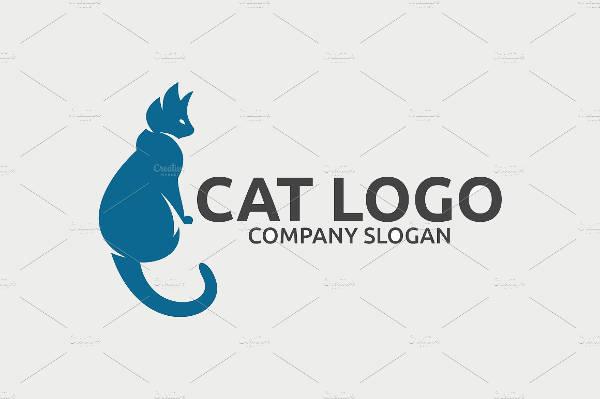 Cat Logo for Company