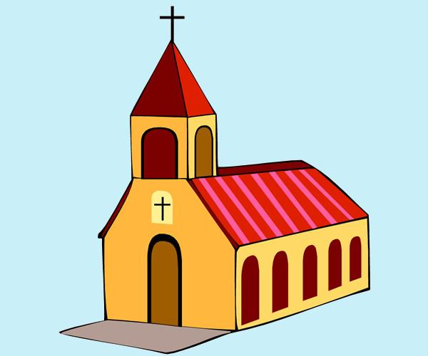 Catholic Church Clipart
