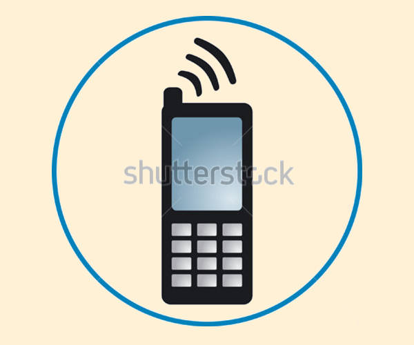 Cell Phone Clipart