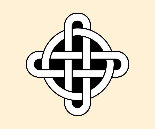 Celtic Cross Clipart