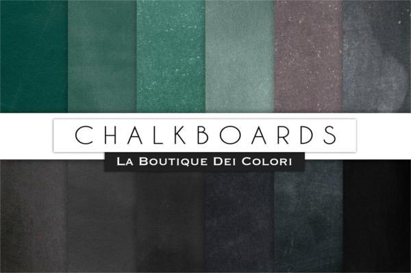 Chalkboard Digital Texture