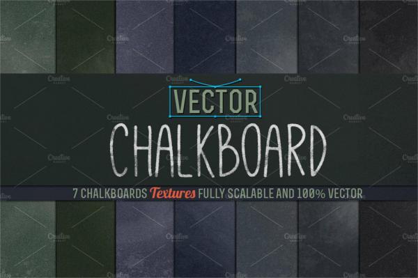 Chalkboard Vector Texture