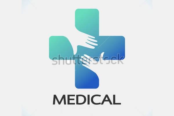 Charity Medical Vector Logo