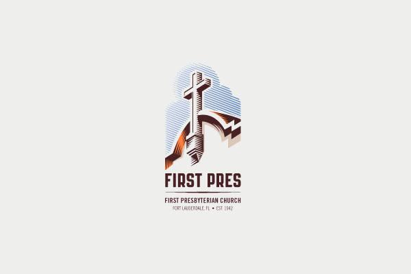 Church Anniversary Logo