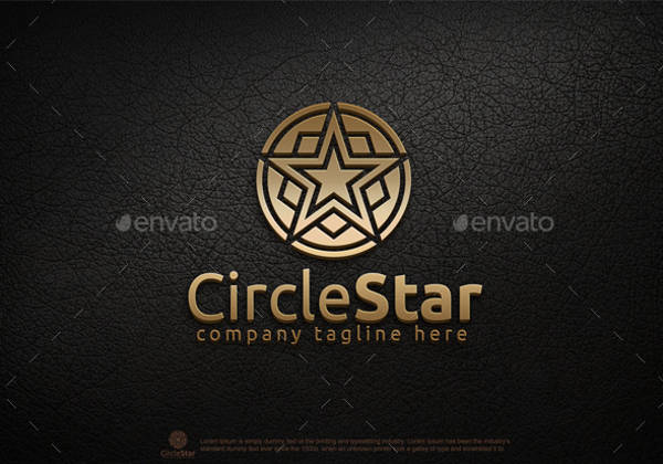 Circle With Star