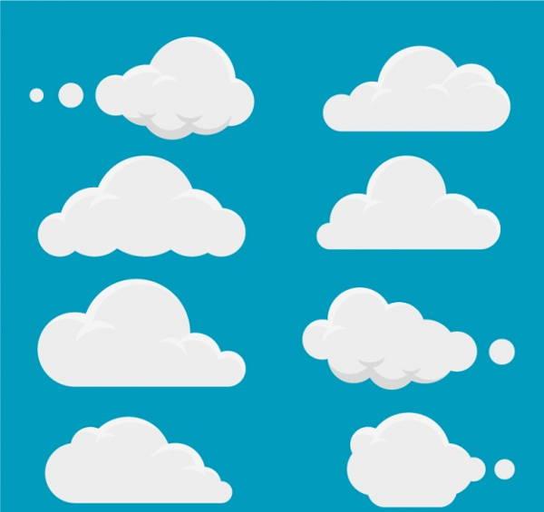 Cloud Illustration Vector