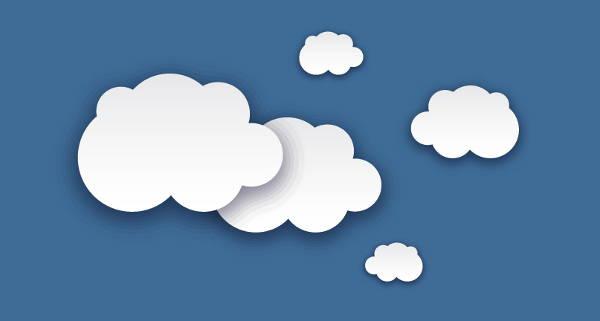 Cloud Vector Png