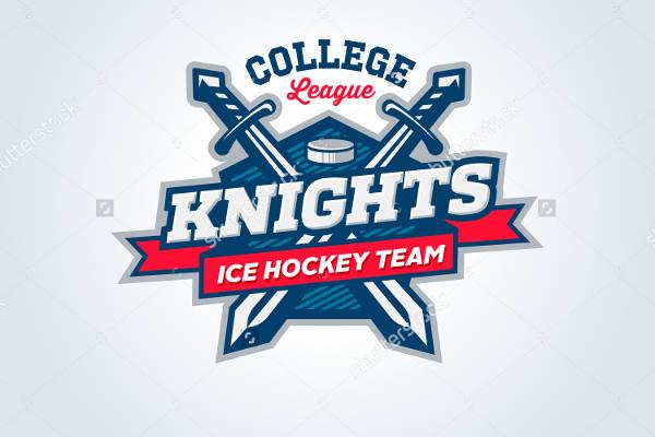 College Apparel Design Logo