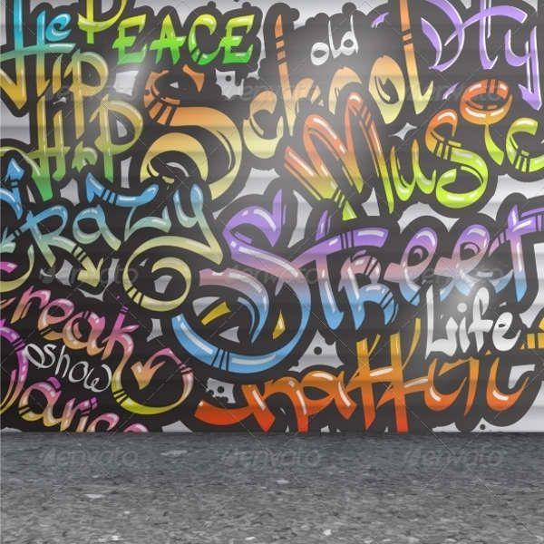 Cool Graffiti Letters