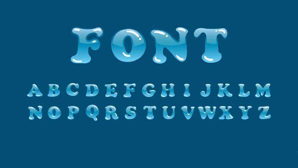 Cool Letters Font
