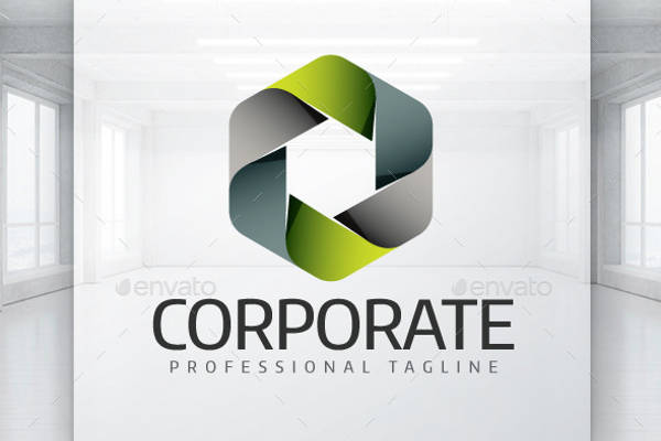 Corporate Business Logo Design